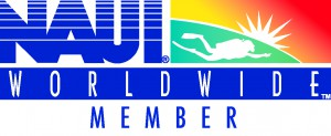 Click the NAUI Logo to visit their site